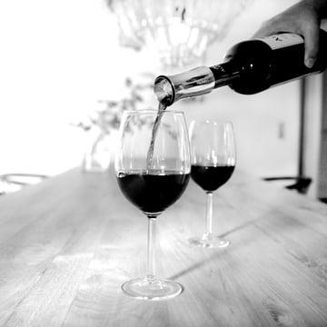 Vagnbys - Wine Decantiere/bec verseur décanteur Wine