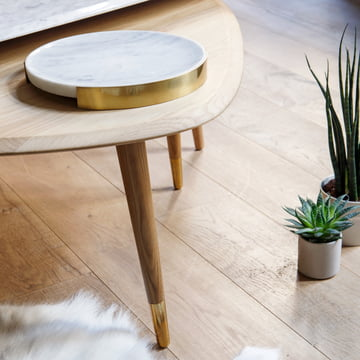 Plateau élégant pour votre table à manger
