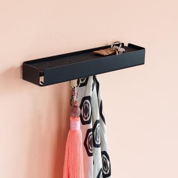 Boîte à clés Key-Box SL35 en noir-gris de Konstantin Slawinski