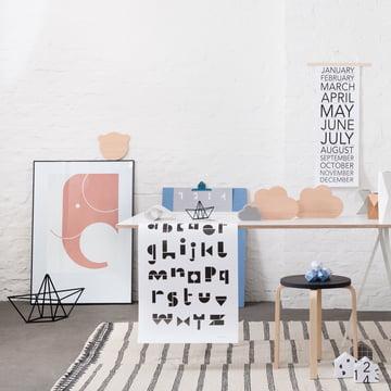 La gamme colorée de Snug-Studio