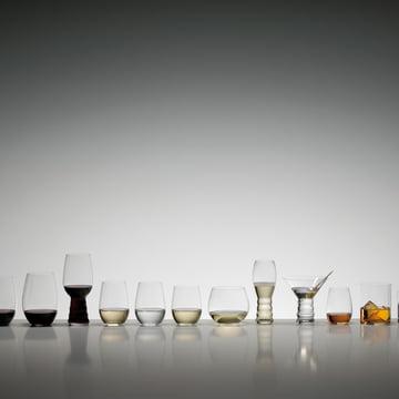 Série de verres O Wine de Riedel