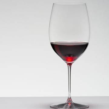 Verre Veritas de Riedel pour les vins rouges