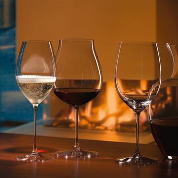 Série de verres Veritas de Riedel