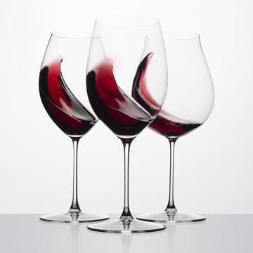 Série de verres Veritas pour le vin rouge