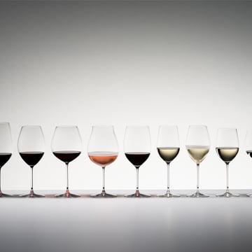 Gamme de verres Veritas de Riedel