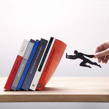 Serre-livres magnétique Book & Hero