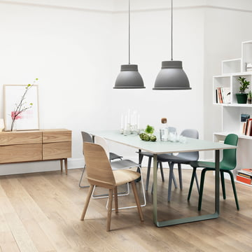 Salle de bain idées pour votre salle à manger avec muuto