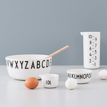 Design Letters - Cooking & Serving Bowl