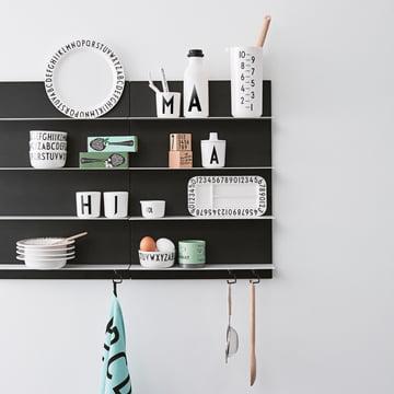 Design Letters - Étagère Black Paper A3