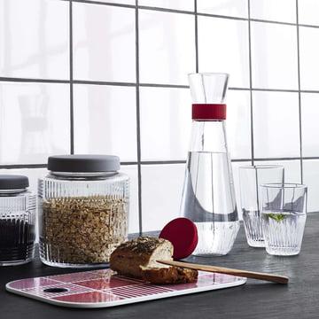Collection Nanna Ditzel et carafe à eau avec verre