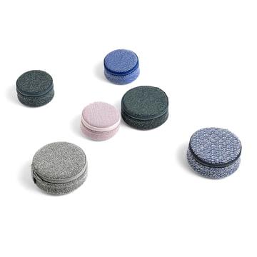 Hay - Casette S et L, denim, vert, gris, blush