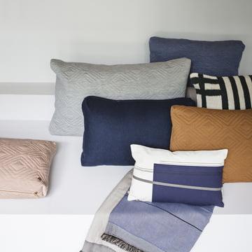 Coussins et couvre-lit Colour Block de ferm Living