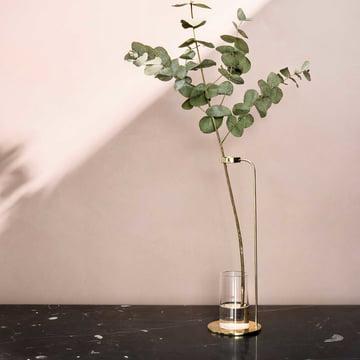 Vase moderne et subtil Stem par Menu