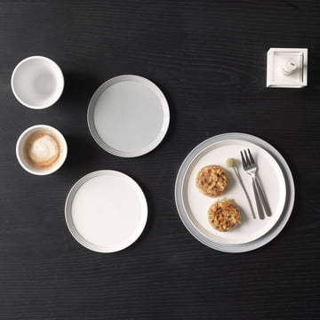 Assiettes et tasses Norli de by Lassen