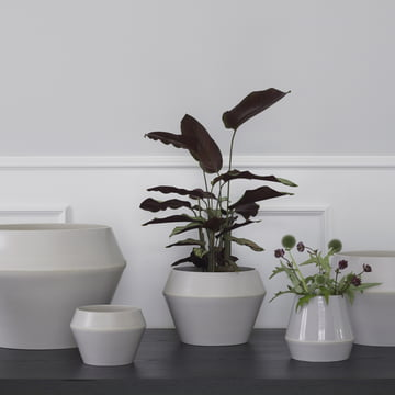 Vase et cache-pot Rimm par by Lassen
