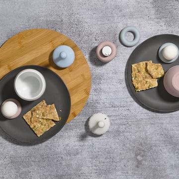 Egg Cup de Zone Danemark dans différentes couleurs