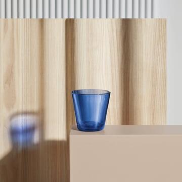 Gobelet Kartio d'Iittala en bleu outremer