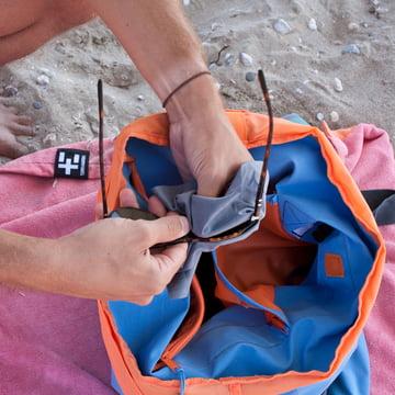 Sac marin pour la plage Hata Kopu de Terra Nation