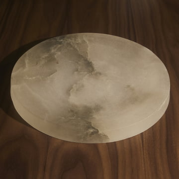 Menu - Coupe Circular, cloud stone