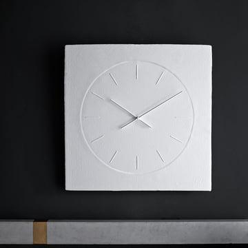 L'horloge murale Horloge murale by Mia Lagerman de Fritz Hansen