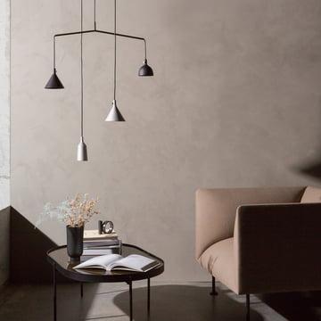 20 % de remise sur toutes les lampes design de Menu