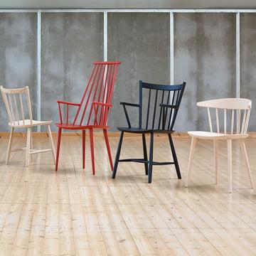 HAY Série J : 4 chaises pour le prix de 3 !