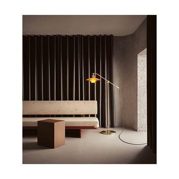 Lampe de lecture PH avec système à trois abats-jour