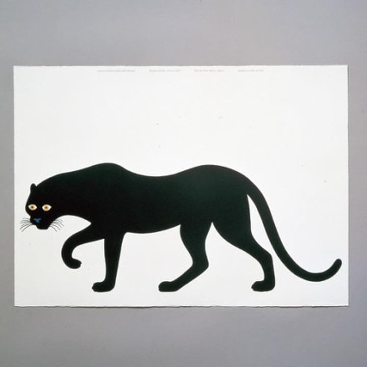 Poster «Quattro, la pantera»