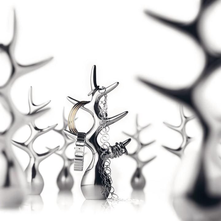 Menu arbre à bijoux