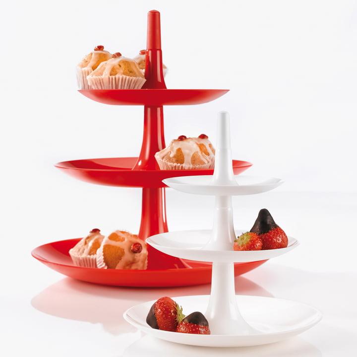Présentoir à gâteaux Babell de Koziol