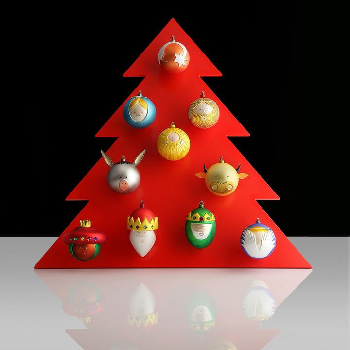 Boules de Noël par A di Alessi