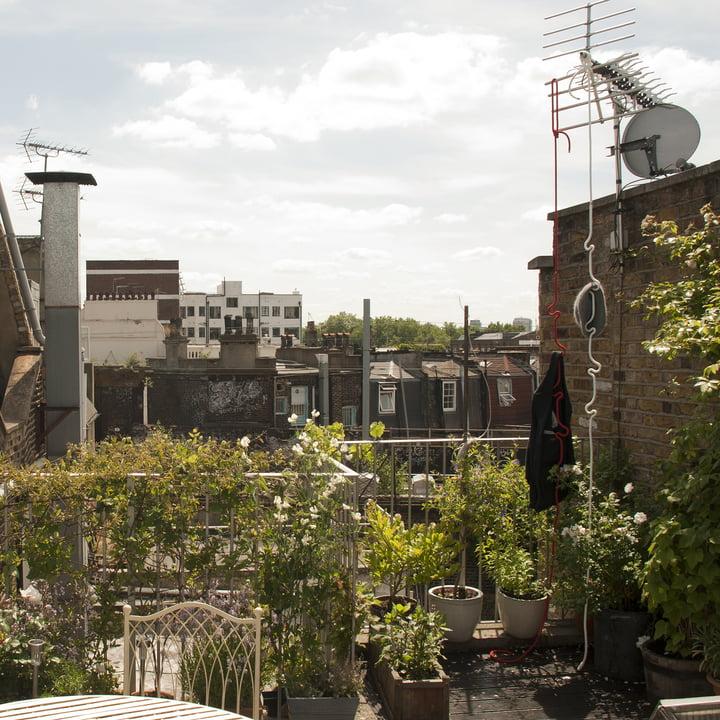 Roberope, balcon