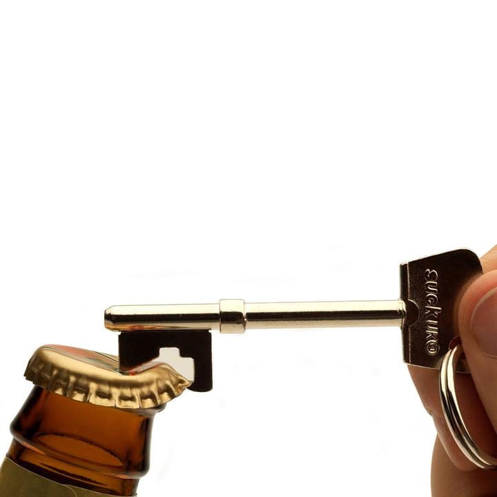 Suck UK - Décapsuleur Key - Ouverture, de près