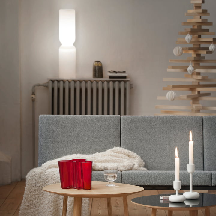 Iittala - Lantern - Aalto, image d'ambiance
