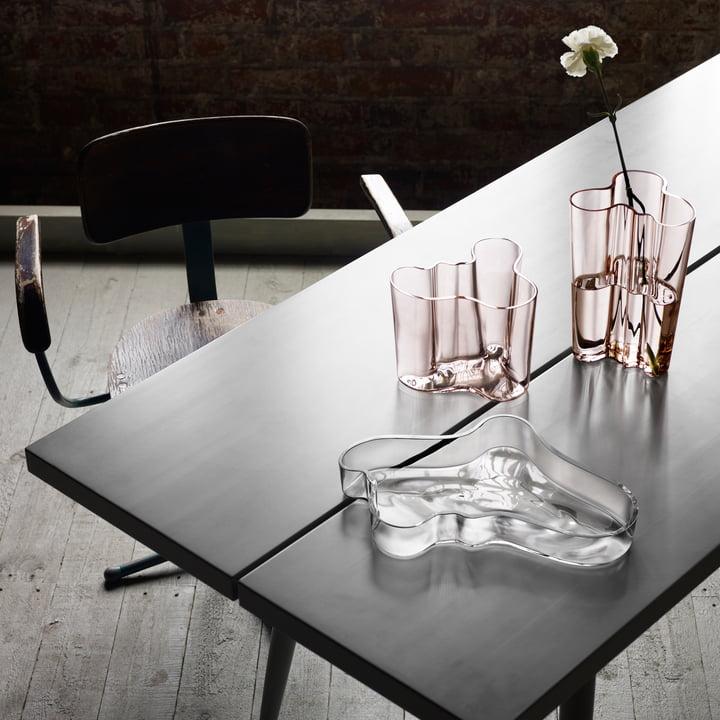 Aalto groupe sur la table