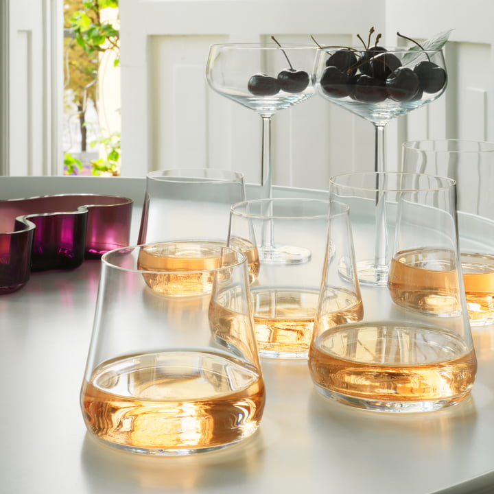 Iittala, Verres Newson - Photo d'ambiance