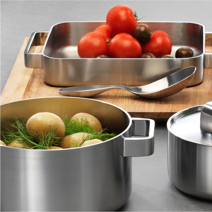 Iittala, Tools set image d'ambiance avec tomates