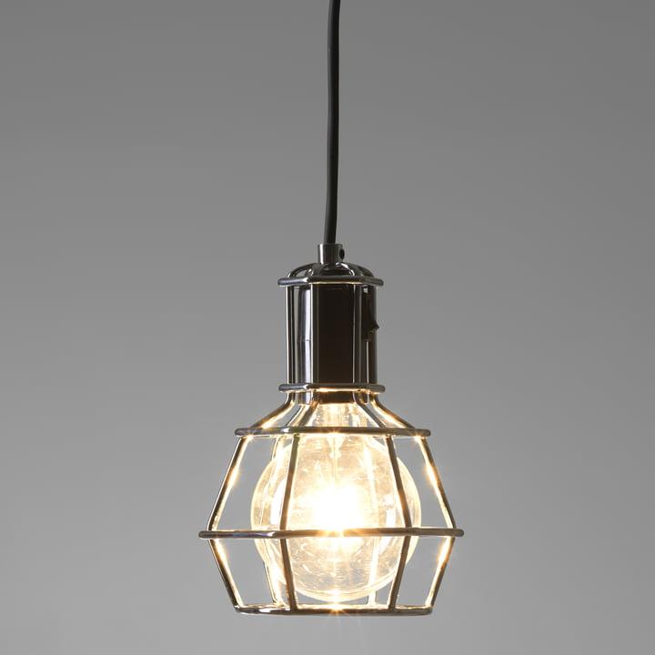 Design House Stockholm - Work Lamp,argent - image de situation
