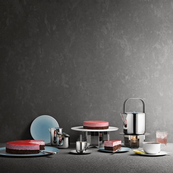 Georg Jensen - Collection Tea with Georg