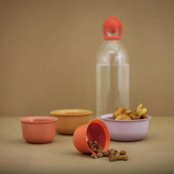 Rig-Tig by Stelton - Mini bols Rig-Tig, orange