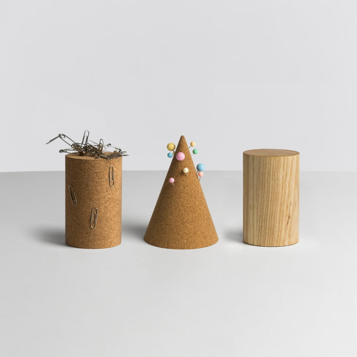 Hay - Cork Cone / Magnetic Tower - Groupe