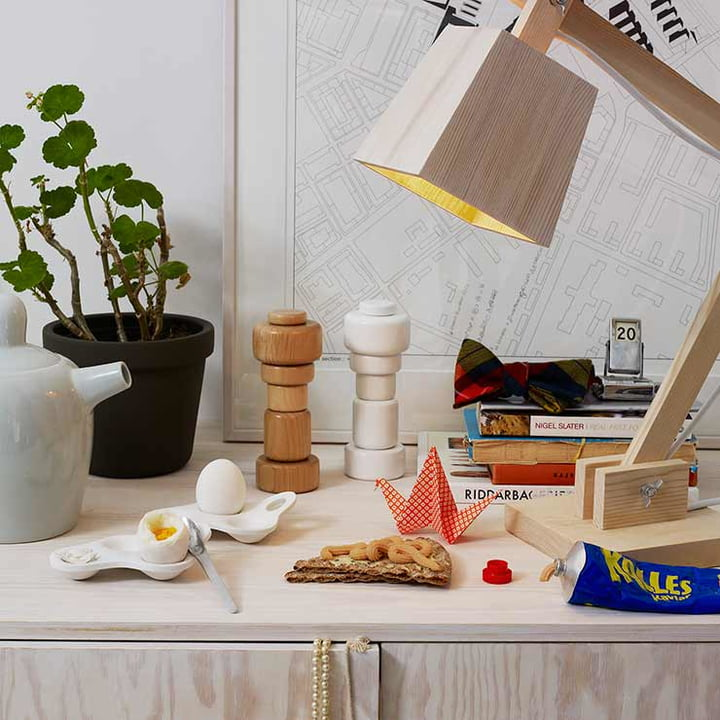 Muuto Surface coquetier / Wood Lamp