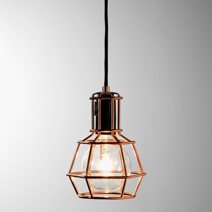 Design House Stockholm - Work Lamp, cuivre