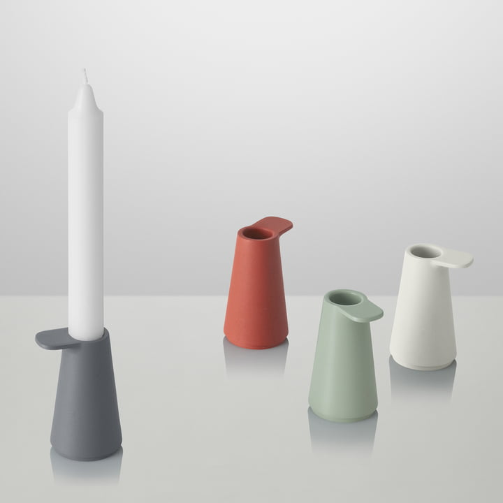 Muuto - Grip bougeoir, couleurs