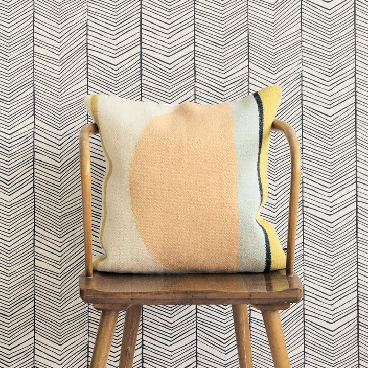 Inspiré des tapis tissés