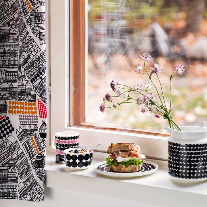 Design décoratif et de bon goût