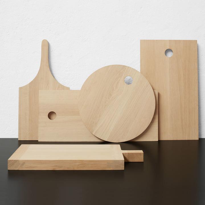 Des formes géométriques dans la cuisine