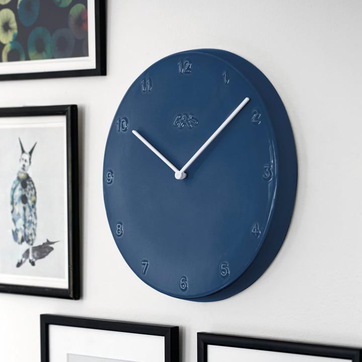 Horloge Ora 30 cm par Kähler Design