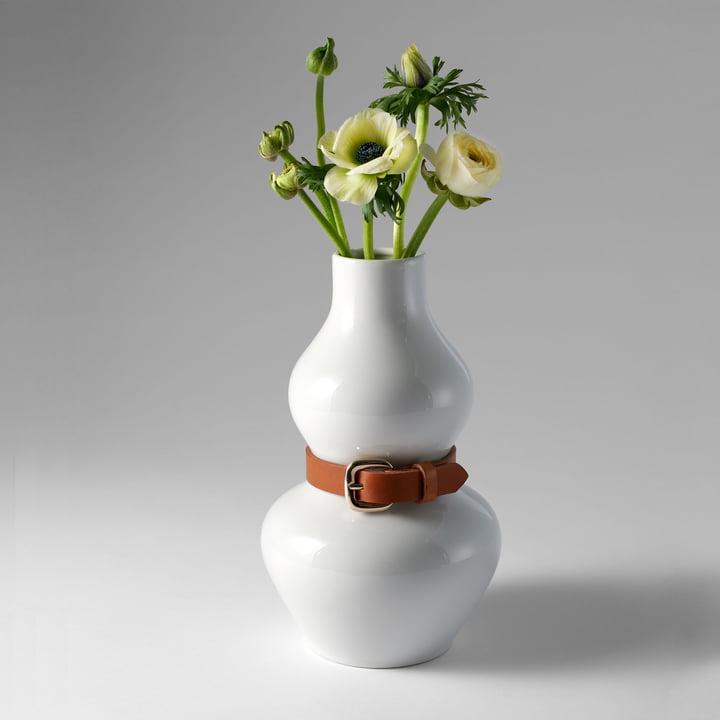 Vase Alba pour fleurs à longue tige