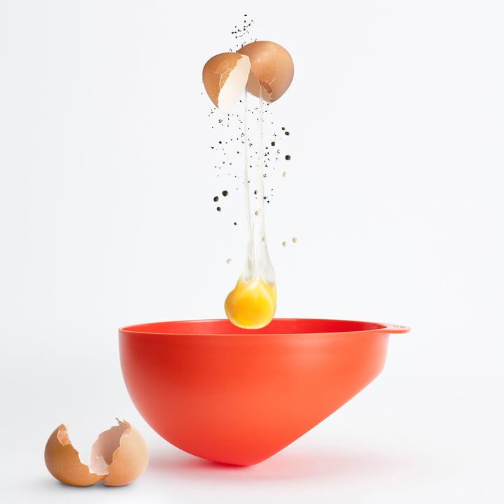 Cuiseur d'omelette M-Cuisine pour micro-ondes de Joseph Joseph